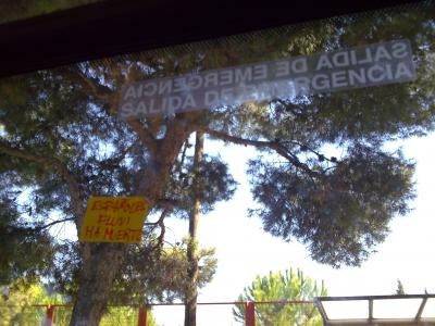 Españoles, Fluvi ha muerto